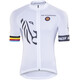 Bioracer Van Vlaanderen Pro Race Bike Jersey Shortsleeve Men white